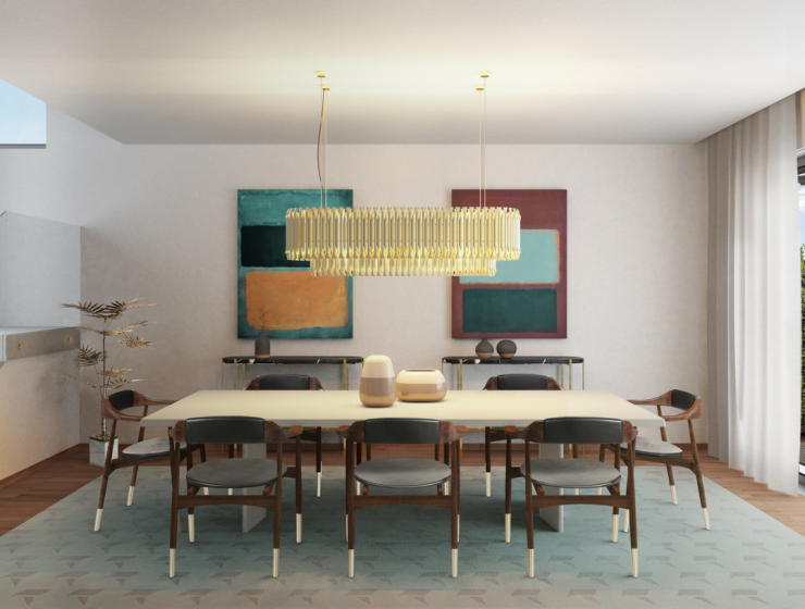 The Best Tips to Style Your Mid-Century Dining Chair capa mid-century dining chair The Best Tips to Style Your Mid-Century Dining Chair The Best Tips to Style Your Mid Century Dining Chair capa 740x560
