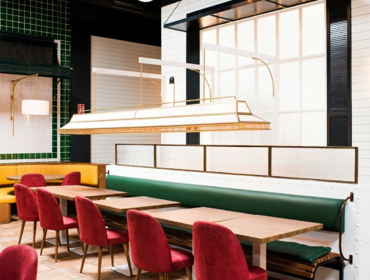 What We Learned About Restaurant Interior Design from Madrid in Love_1 restaurant interior design What We Learned About Restaurant Interior Design from Madrid in Love What We Learned About Restaurant Interior Design from Madrid in Love feat 740x560