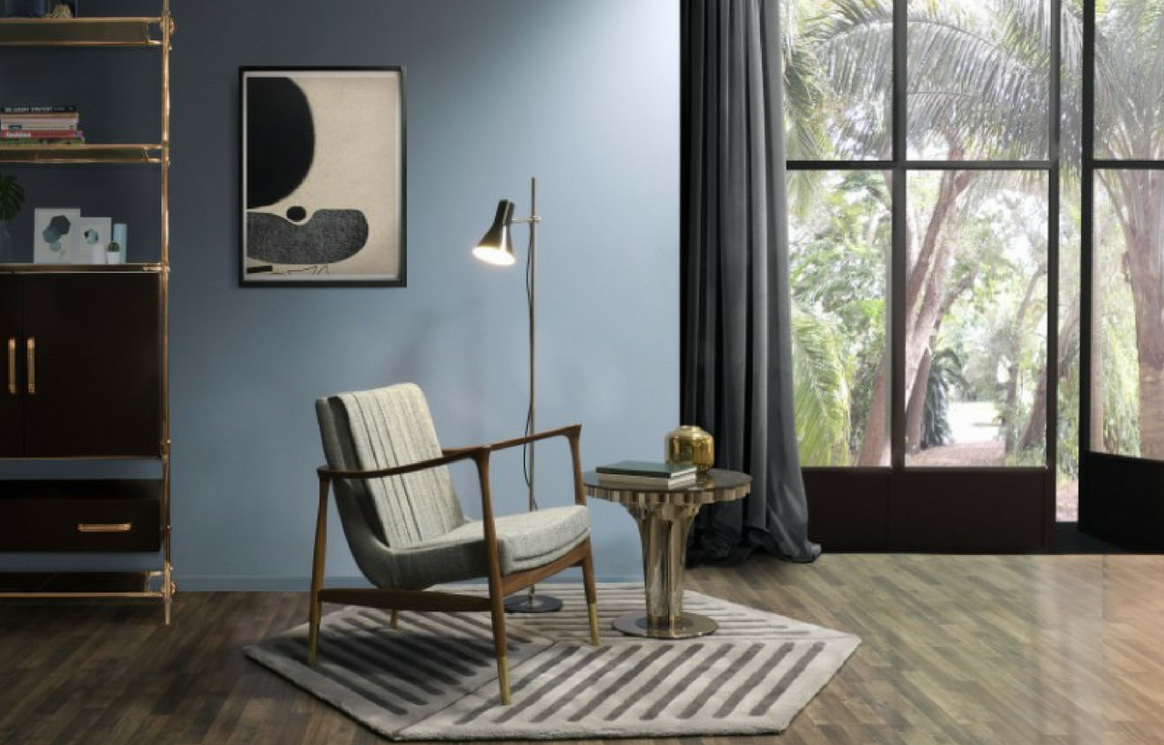 Essential Home Presents: Hudson Armchair, The Classic ...