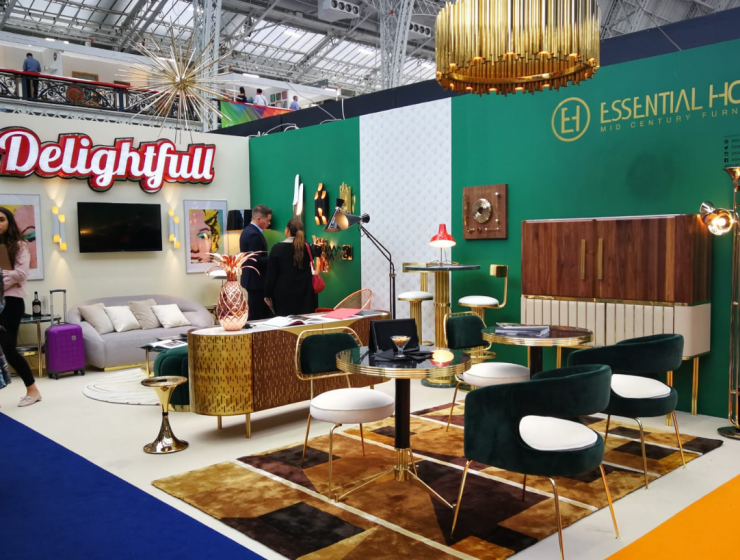 Essential Home's Best Moments at This Year's 100% Design 100 design Essential Home's Best Moments at This Year's 100% Design Essential Home   s Best Moments at This Year   s 100 Design feat 740x560