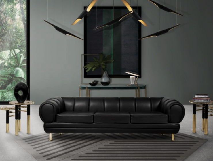 Fall Decor: The Black Living Room Furniture We're Betting On black living room furniture Fall Decor: The Black Living Room Furniture We're Betting On Fall Decor The Black Living Room Furniture Were Betting On feat 740x560