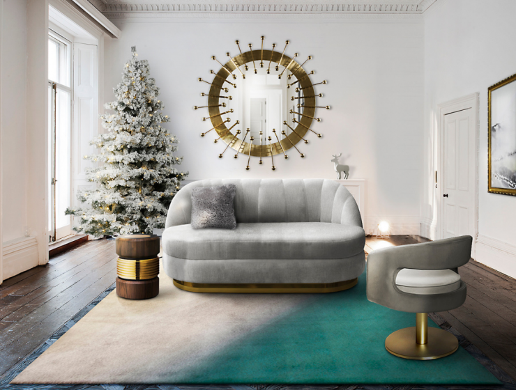 Let The Magic Of Christmas Take Over Your Mid-Century Modern Home mid-century modern home Let The Magic Of Christmas Take Over Your Mid-Century Modern Home Inspirations cover 3 740x560