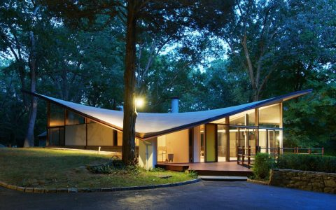10 Mid-Century Modern Homes By Famous Architects To Inspire You! capa mid-century modern homes 10 Mid-Century Modern Homes By Famous Architects To Inspire You! Inspirations 1 480x300