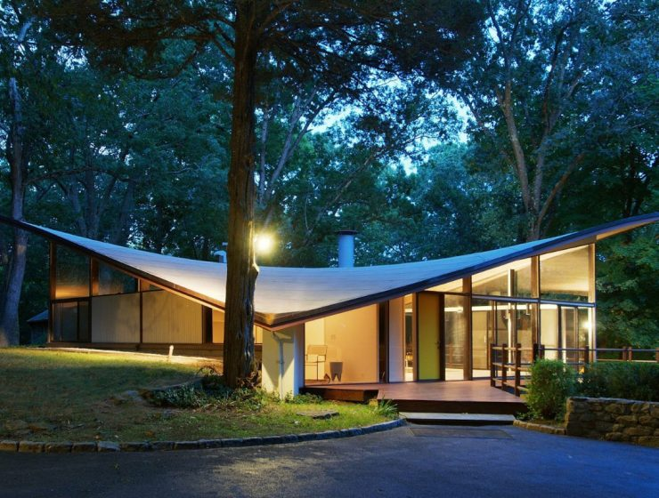 10 Mid-Century Modern Homes By Famous Architects To Inspire You! capa mid-century modern homes 10 Mid-Century Modern Homes By Famous Architects To Inspire You! Inspirations 1 740x560