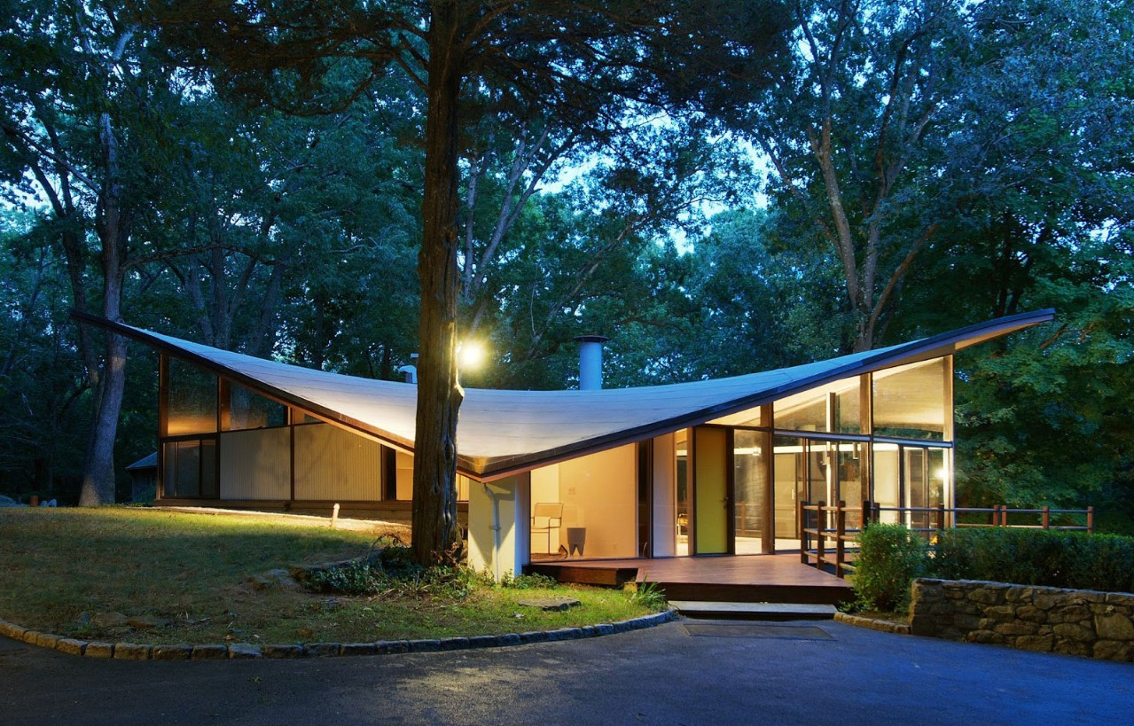 Image of: 10 Mid Century Modern Homes By Famous Architects To Inspire You Inspirations Essential Home