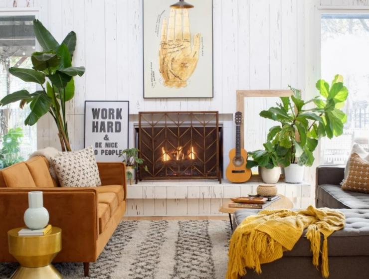 The Inspiring Cozy Home Of Fiber Artist Erin Barrett inspiring cozy home The Inspiring Cozy Home Of Fiber Artist Erin Barrett The Inspiring Cozy Home Of Fiber Artist Erin Barrett 14 740x560
