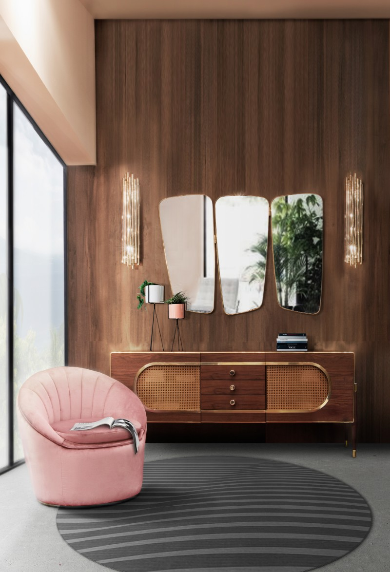 The 5 Must-Have's In Mid-Century Furniture For 2020 mid-century The 5 Must-Have's In Mid-Century Furniture For 2020 Essential Home Monroe Armchair Dandy Sideboard