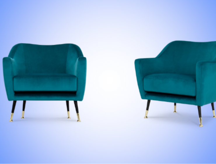 The Best Mid-Century Armchairs That You'll Sit On At iSaloni 2019! mid-century armchairs The Best Mid-Century Armchairs That You'll Sit On At iSaloni 2019! The Best Mid Century Armchairs That You   ll Sit On At iSaloni 2019 6 740x560