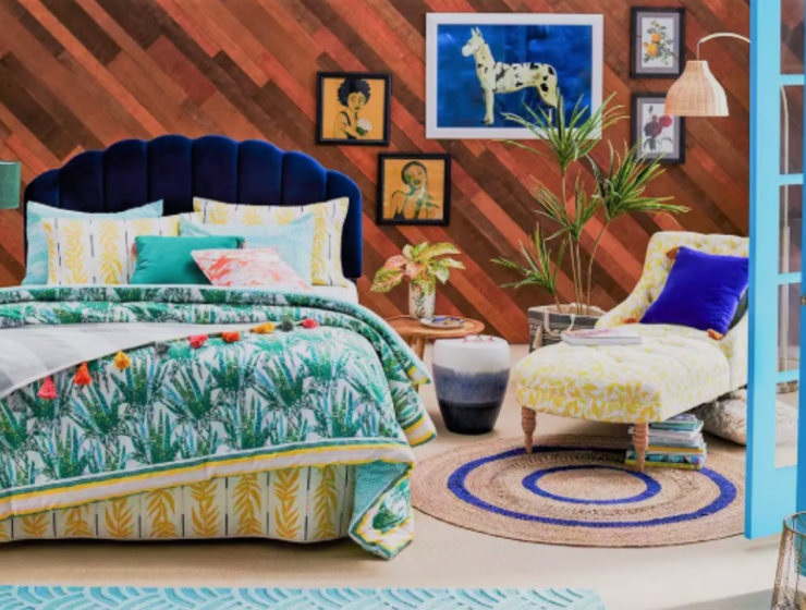 Drew Barrymore's New Home Collection Is Eclectic Heaven home collection Drew Barrymore's New Home Collection Is Eclectic Heaven Drew Barrymore   s New Home Collection Is Eclectic Heaven 6 740x560