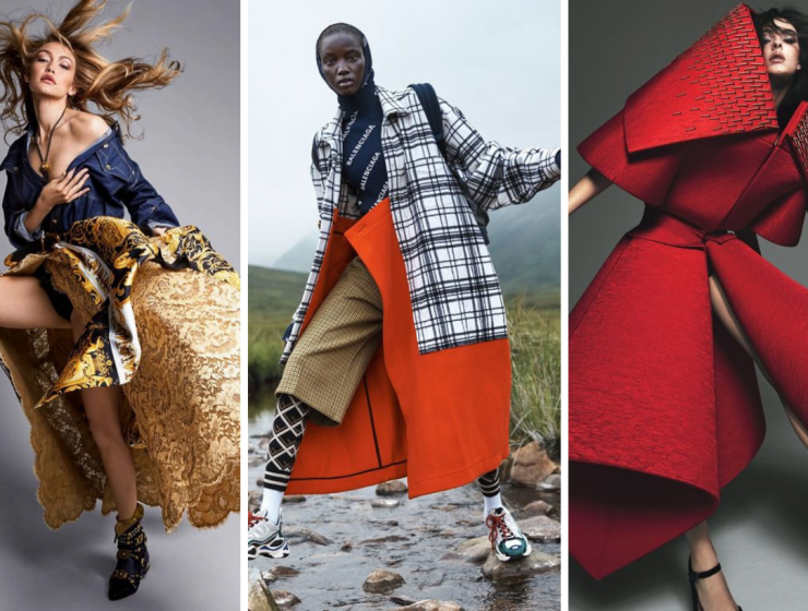 fashion editorials Inspire Yourself With Fashion Editorials And Mid Century Pieces! FEATURE IMAGE Insprirations 740x560
