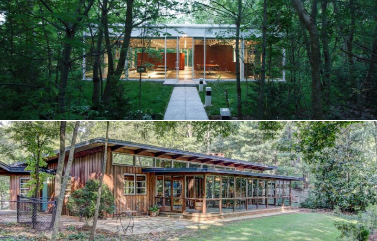 Image of: The 8 Best Mid Century Modern Homes To Inspire Your 2019 Inspirations Essential Home