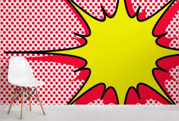 Pop Art Inspiration & How To Use It In Your Home Decor_Feat pop art inspiration Pop Art Inspiration & How To Use It In Your Home Decor Pop Art Inspiration How To Use It In Your Home Decor Feat 740x500