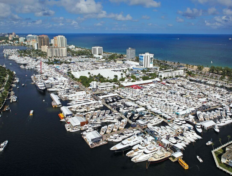 Fort Lauderdale International Boat Show Is Back! fort lauderdale international boat show Fort Lauderdale International Boat Show Is Back! Fort Lauderdale International Boat Show Is Back 1 740x560