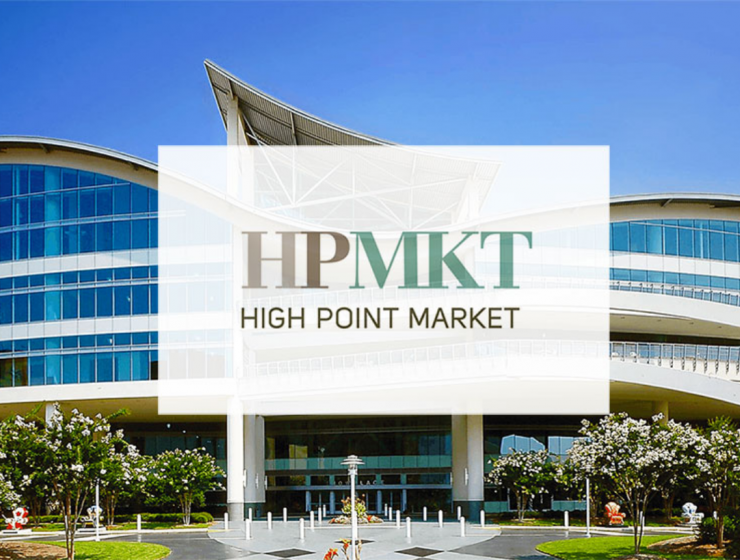 High Point Market 2019_ 5 Reasons To Visit This Year's Edition_feat high point market High Point Market 2019: 5 Reasons To Visit This Year's Edition High Point Market 2019  5 Reasons To Visit This Years Edition feat 740x560