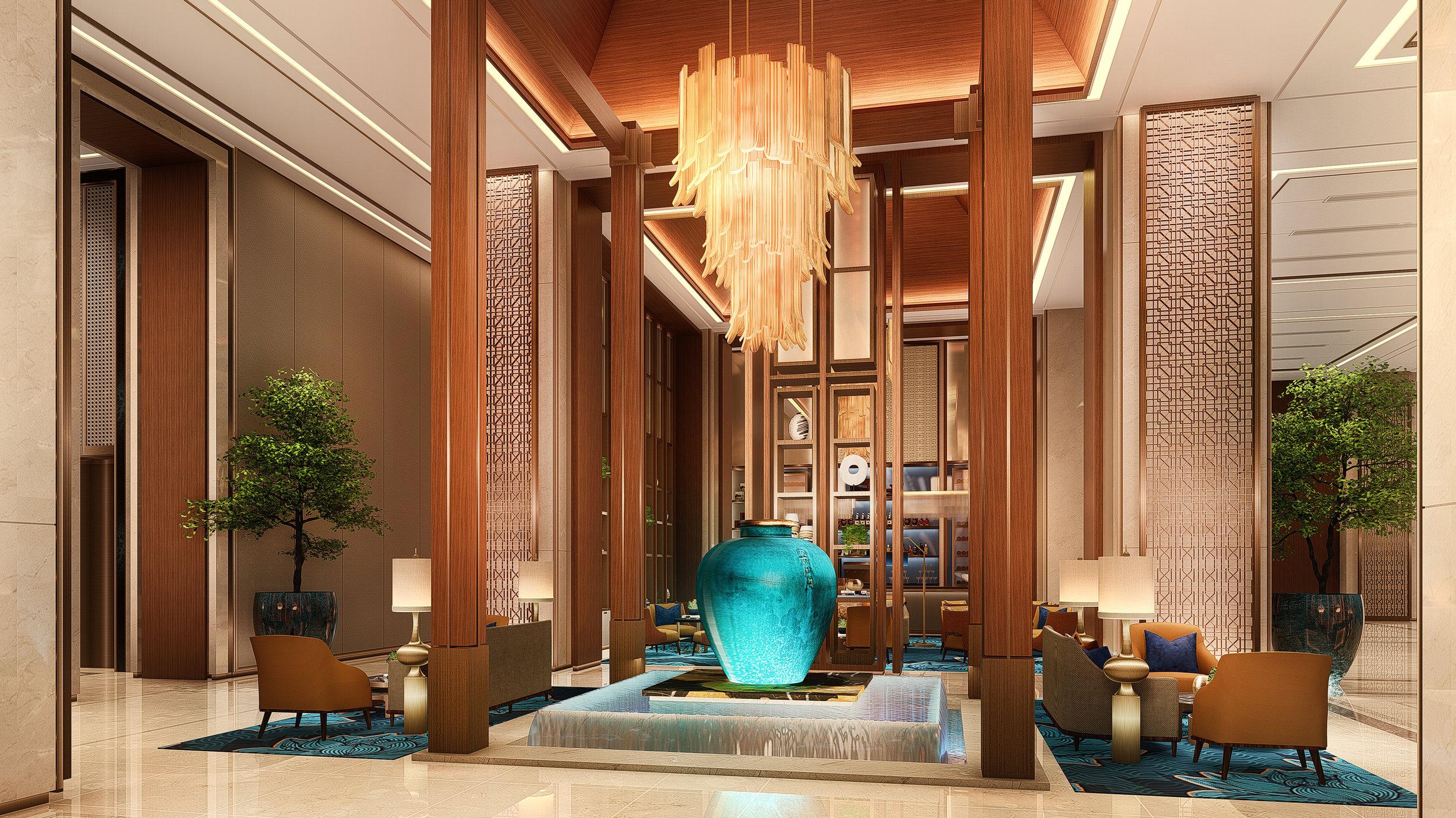 Interior Design Studio in Asia: Habitus Design Group interior design Interior Design Studio in Asia: Habitus Design Group HotelLobbyLounge01