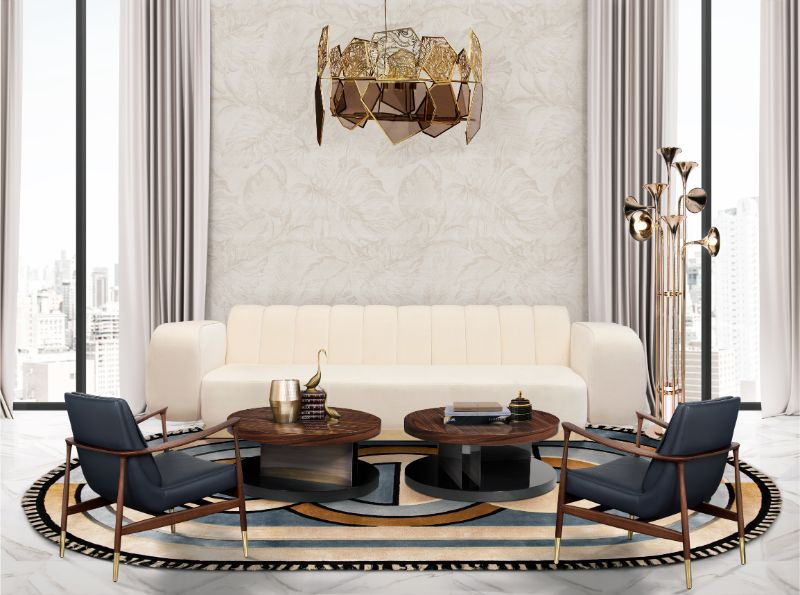 Mid Century Sofas that will amazed your guests in 2020! 2 mid century sofas 6 Mid Century Sofas That Will Amaze Your Guests In 2020! Mid Century Sofas that will amazed your guests in 20206