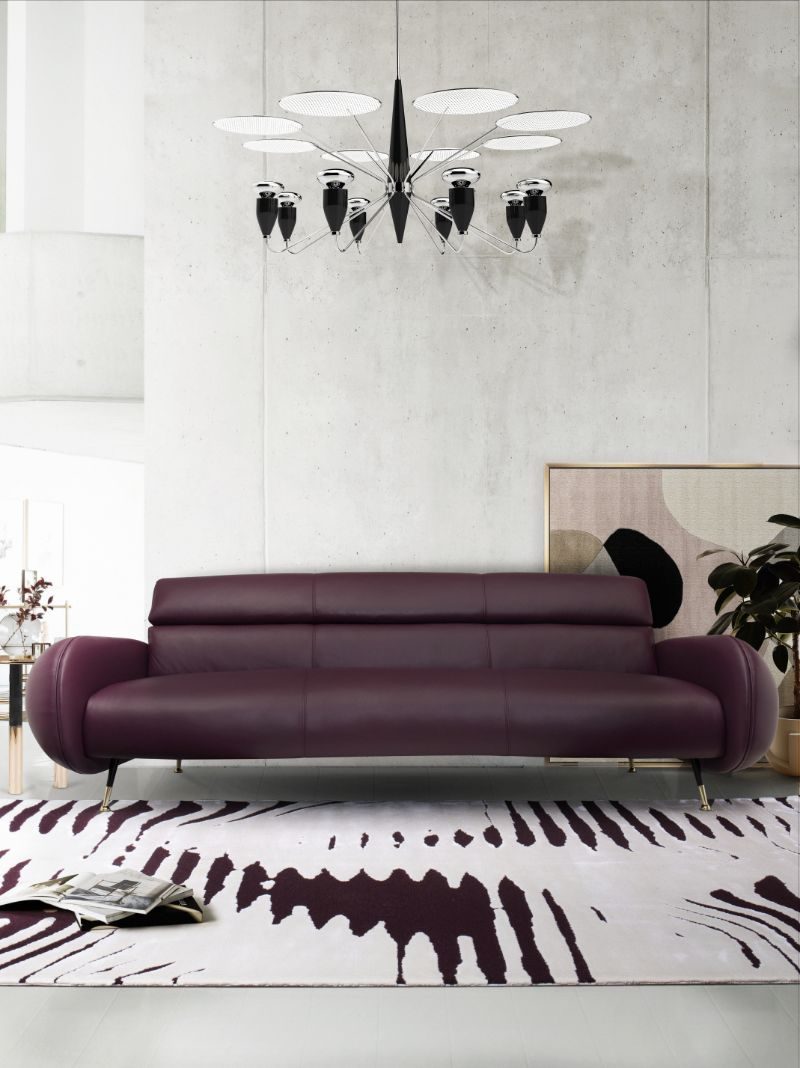Mid Century Sofas that will amazed your guests in 2020! 2 mid century sofas 6 Mid Century Sofas That Will Amaze Your Guests In 2020! Mid Century Sofas that will amazed your guests in 20207