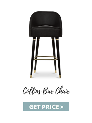 man cave What Makes the Perfect Mid-Century Man Cave? collins bar chair