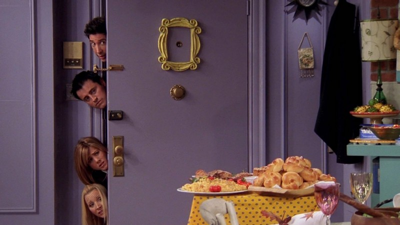 Friends Reunion Get The Look From