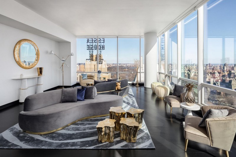 NYC's New Luxury Design Project Brings The Best Mid-Century Ideas luxury design project NYC's New Luxury Design Project Brings The Best Mid-Century Ideas NYCs New Luxury Design Project Brings The Best Mid Century Ideas 2