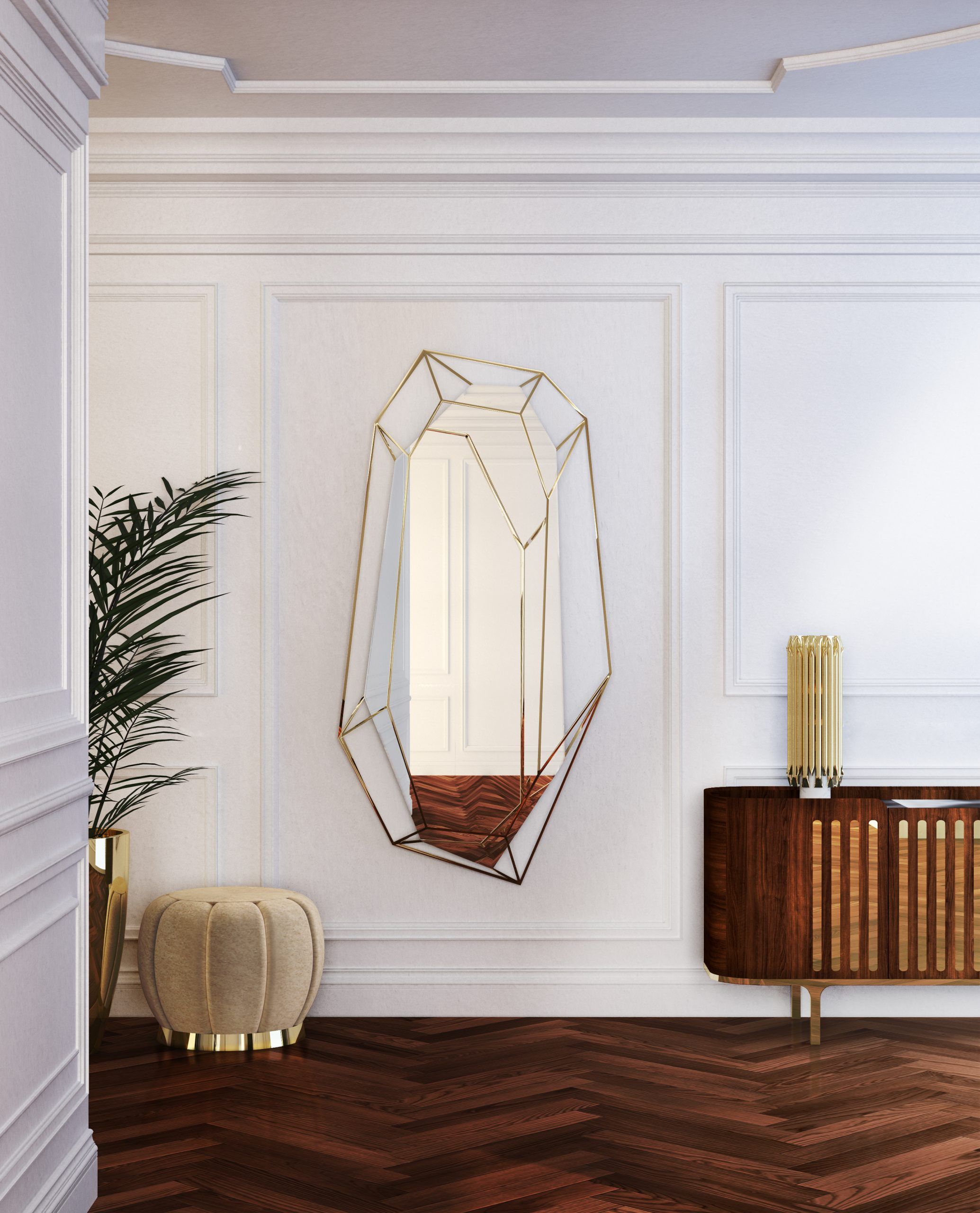 Incredible Home Design Tips to Use Mirrors! home design Home Design Tips To Use Mirrors The Right Way! deisgn tips 1 scaled