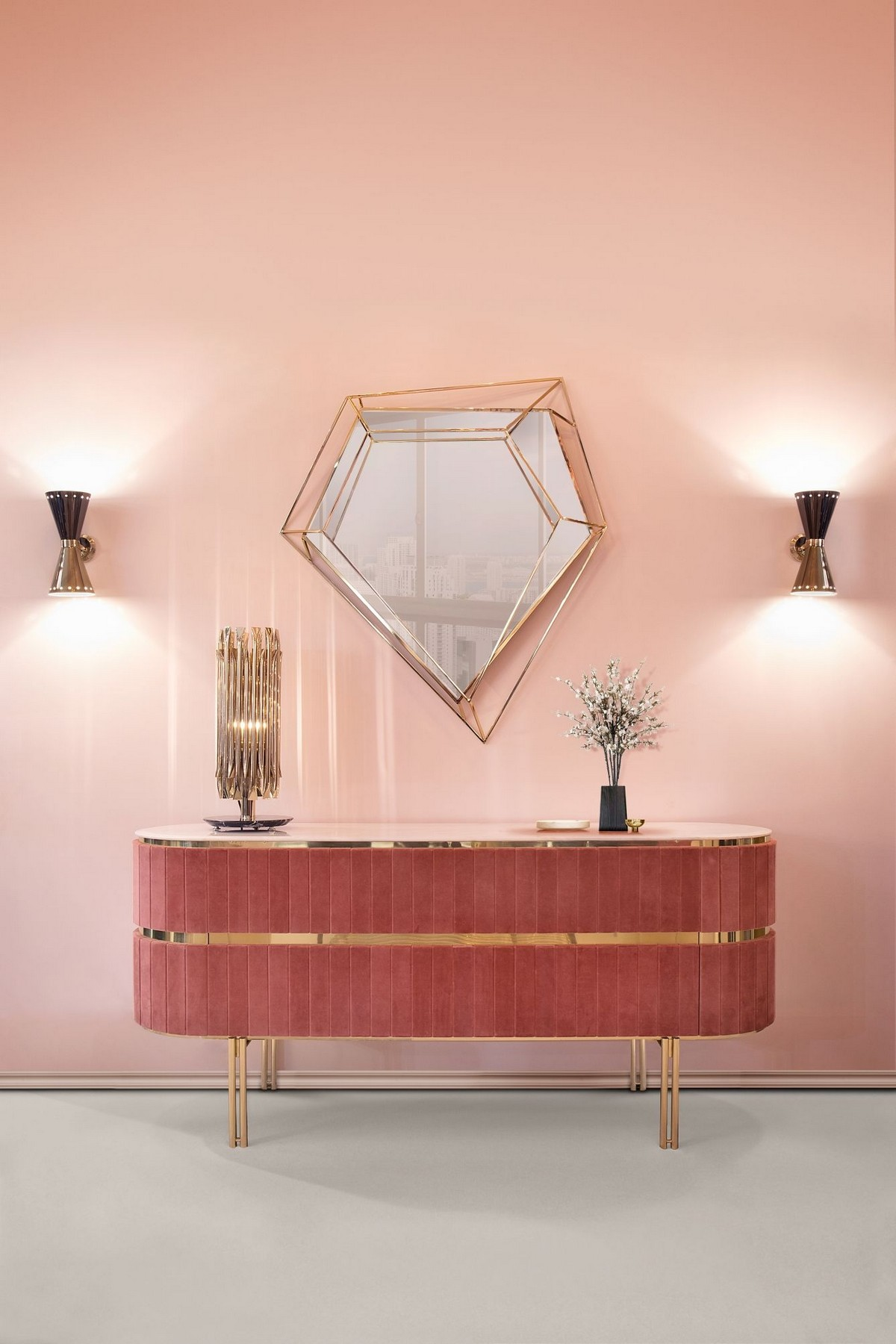 Incredible Home Design Tips to Use Mirrors! home design Home Design Tips To Use Mirrors The Right Way! deisgn tips 5