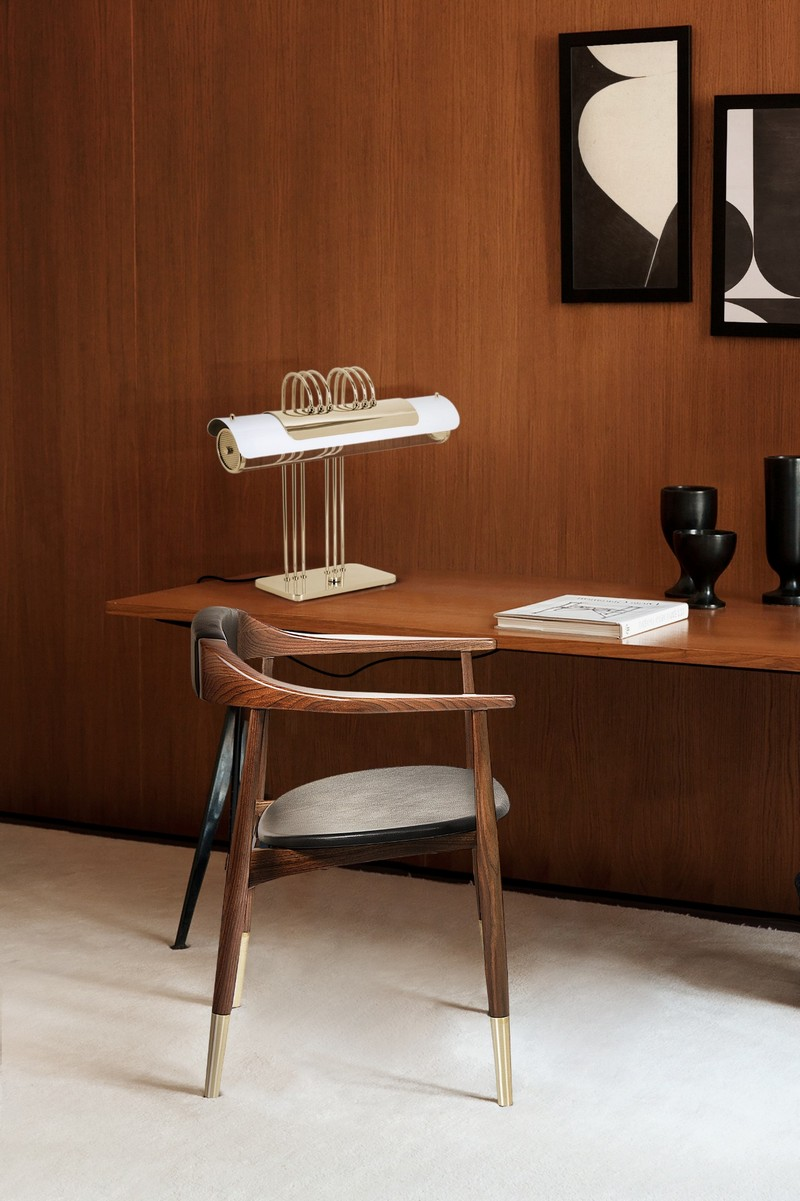 #StayAtHome - Home Office Decor Ideas With Mid-Century Style Twist home office decor #StayAtHome – Home Office Decor Ideas With Mid-Century Style Twist StayAtHome Home Office Decor Ideas With Mid Century Style Twist 5