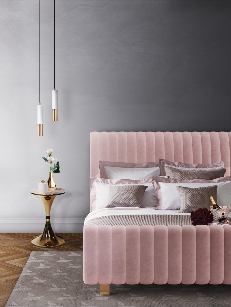 Candy Colours: Get Inspired By These Amazing Bright Pastel Tones candy colours Candy Colours: Get Inspired By These Amazing Bright Pastel Tones bed 1