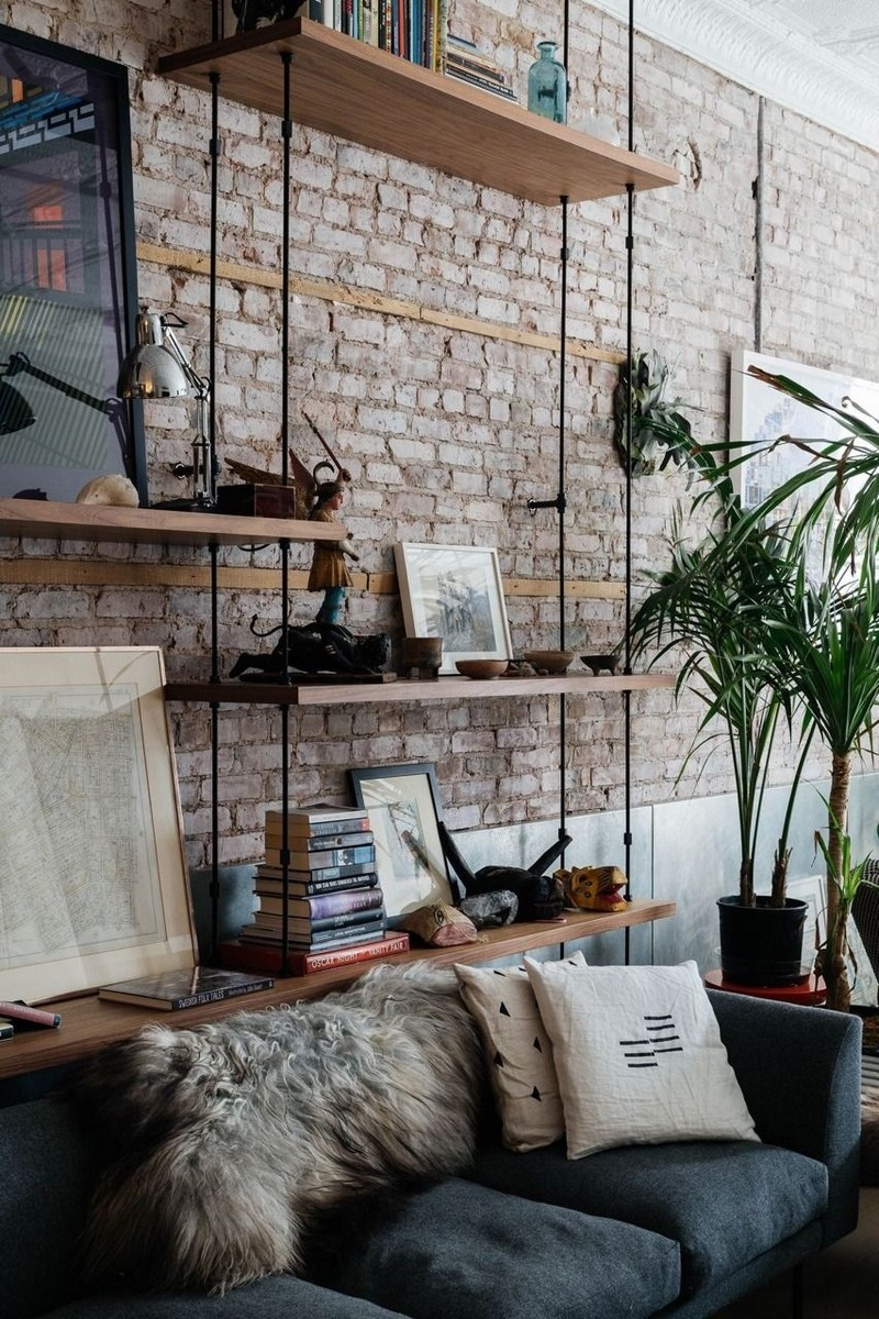 Essential Guide For The Perfect Industrial Style Home Decor industrial style Check Out These 5 Industrial Style Tips That Will Blow Your Mind! brick walls