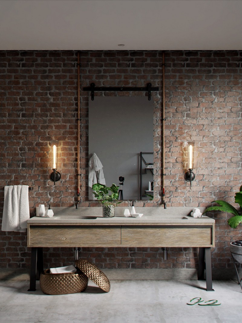 Essential Guide For The Perfect Industrial Style Home Decor industrial style Check Out These 5 Industrial Style Tips That Will Blow Your Mind! espelhos