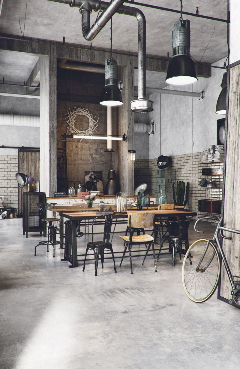 Essential Guide For The Perfect Industrial Style Home Decor industrial style Check Out These 5 Industrial Style Tips That Will Blow Your Mind! indutrial style