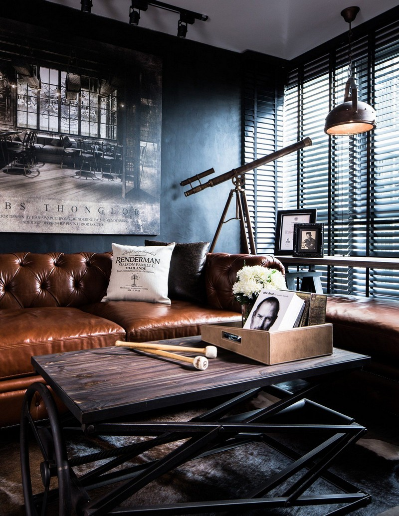 Essential Guide For The Perfect Industrial Style Home Decor industrial style Check Out These 5 Industrial Style Tips That Will Blow Your Mind! madiera mesa