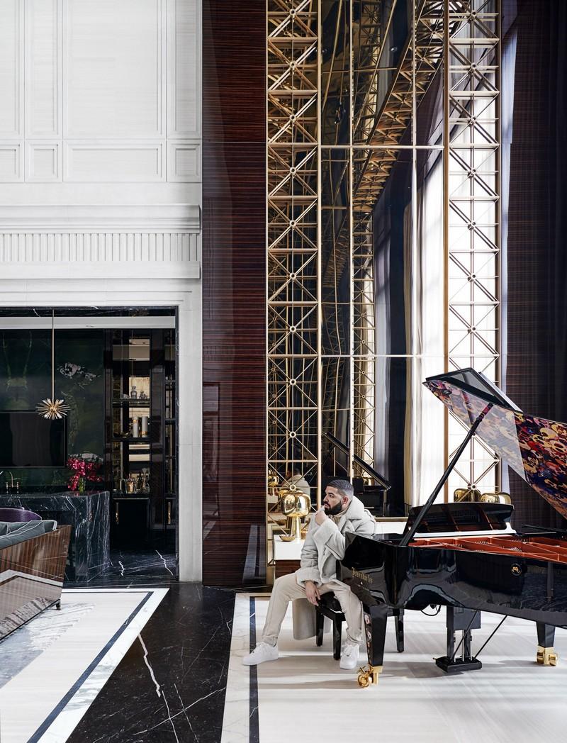 Get Inside Drake's Extrevegant Luxury Manor House In Toronto drake Get Inside Drake's Extrevegant Luxury Manor House In Toronto Get Inside Drakes Extrevegant Luxury Manor House In Toronto 2