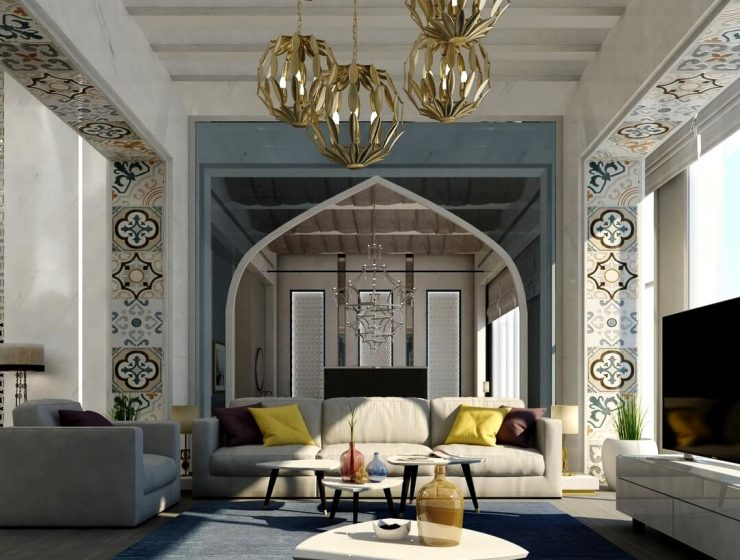 How To Create Modern Arabic Interior Design In 5 Simple Steps modern arabic interior design How To Create Modern  Arabic Interior Design In 5 Simple Steps How To Create Modern Arabic Interior Design In 5 Simple Steps capa 740x560