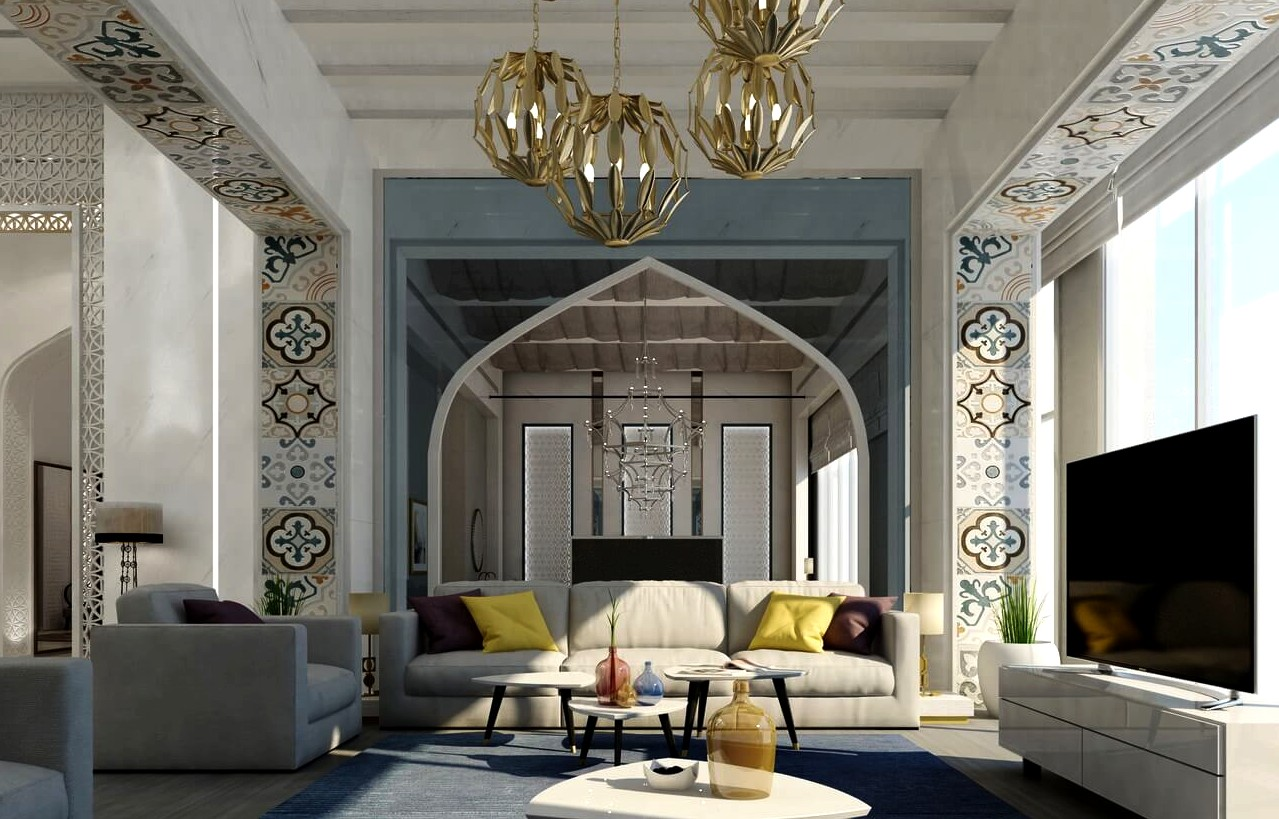 How To Create Modern Arabic Interior Design In 5 Simple Steps Inspirations Essential Home