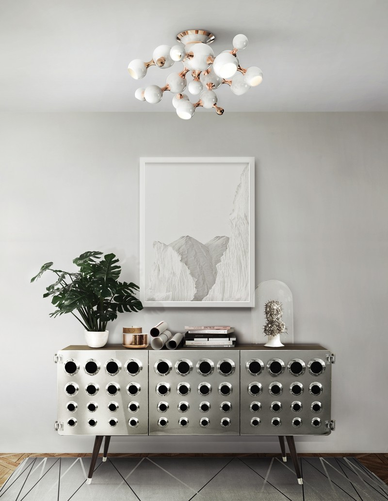 Sideboard Decoration Ideas For Your Amazing Mid-Century Modern Home! sideboard Sideboard Decoration Ideas For Your Amazing  Mid-Century Modern Home! monocles 1