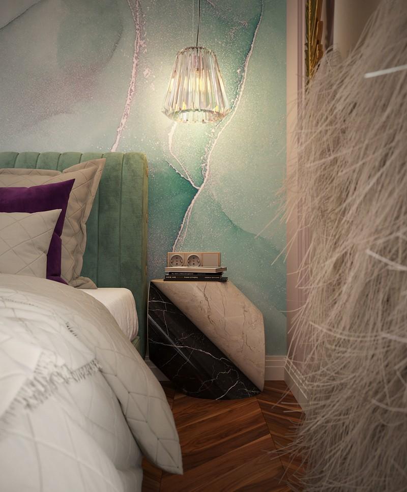 Be Inspired By Valeria Mikheeva's Glamorous Feminine Bedroom Decor bedroom decor Be Inspired By Valeria Mikheeva's Glamorous Feminine Bedroom Decor Be Inspired By Valeria Mikheevas Glamorous Feminine Bedroom Room Decor 2