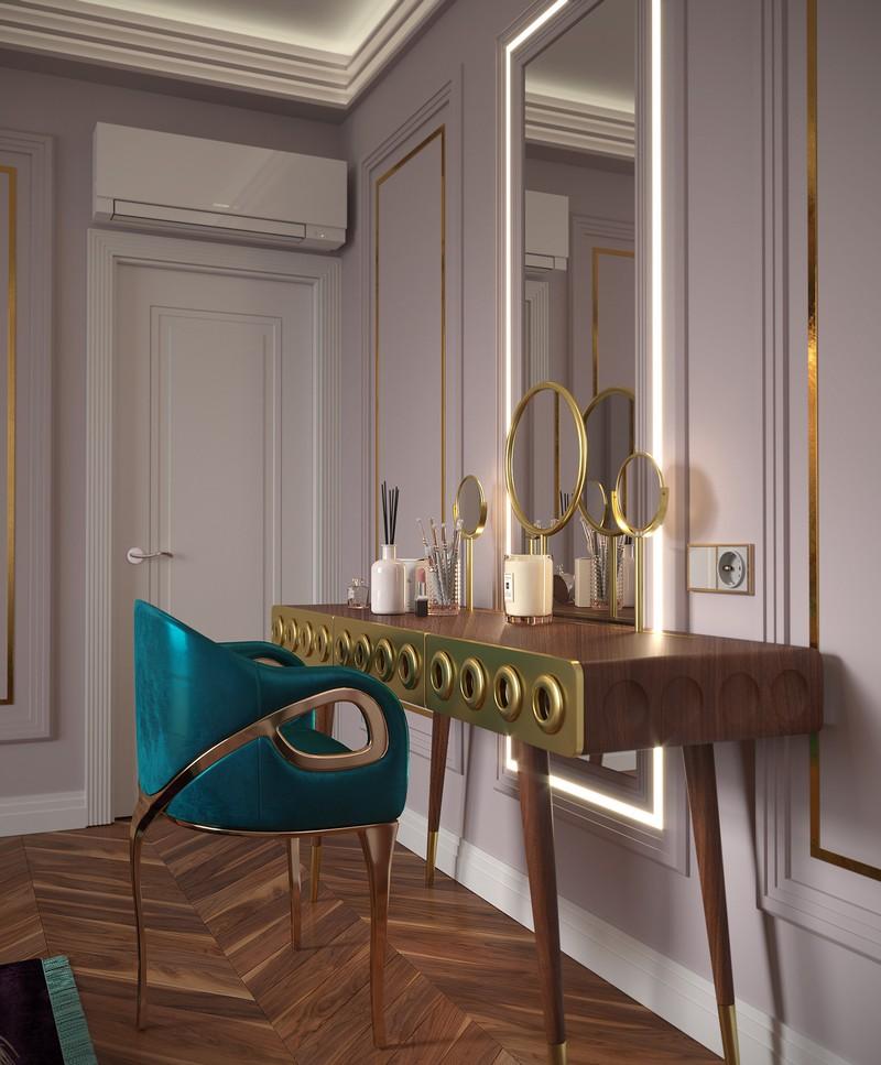 Be Inspired By Valeria Mikheeva's Glamorous Feminine Bedroom Decor bedroom decor Be Inspired By Valeria Mikheeva's Glamorous Feminine Bedroom Decor Be Inspired By Valeria Mikheevas Glamorous Feminine Bedroom Room Decor