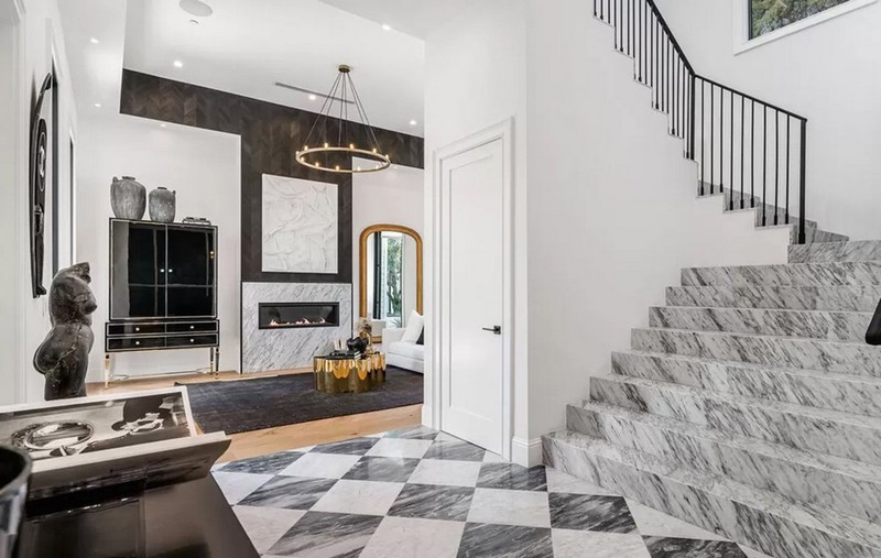 Tristan Thompson's Luxurious Encino Home By Ryan Saghian Is For Sale! tristan thompson Tristan Thompson's Luxurious Encino Home By Ryan Saghian Is For Sale! Tristan Thompsons Luxurious Encino Home By Ryan Saghian Is For Sale 2