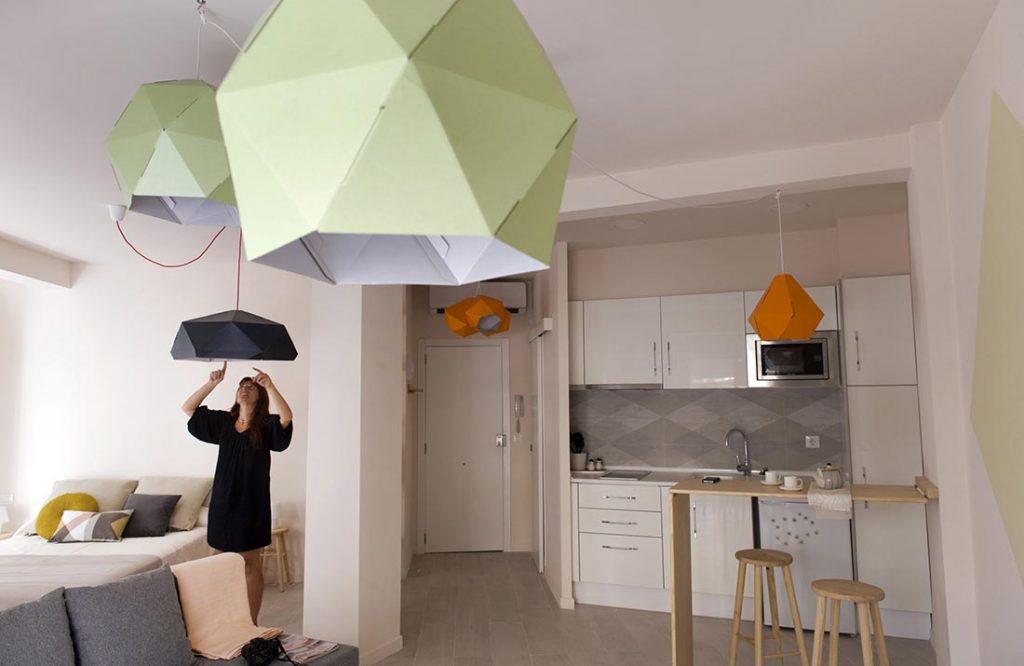 20 interior designers Valencia interior designers 20 Incredible Interior Designers from Valencia 12 APARTAMENTO VACACIONAL 1024x666
