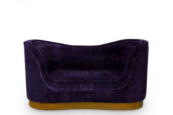 luxury single sofas The 10 Luxury Single Sofas You Need In Your Home Now The 10 Luxury Single Sofas You Need In Your Home Now  5