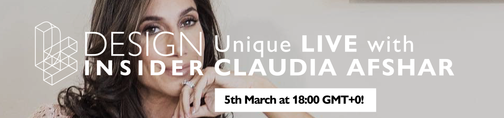 Design Insider Claudia Afshar on Her Career & Design Projects We'll Be Seeing Soon_1 claudia afshar Design Insider: Claudia Afshar on Her Career & Design Projects We'll Be Seeing Soon Design Insider Claudia Afshar on Her Career Design Projects Well Be Seeing Soon 1