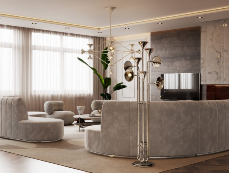 Check Out The Best New Mid-Century Furniture & Lighting Pieces Of 2021! mid-century furniture Check Out The Best New Mid-Century Furniture & Lighting Pieces Of 2021! INSPIRATIONS Check Out The Best New Mid Century Furniture Lighting Pieces Of 2021 740x560
