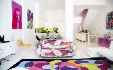 Karim Rashid See Inside the Polished Residential Projects That Left Our Editors Speechless  Karim Rashid: See Inside the Polished Residential Projects That Left Our Editors Speechless INSPIRATIONS Karim Rashid See Inside the Polished Residential Projects That Left Our Editors Speechless 480x300