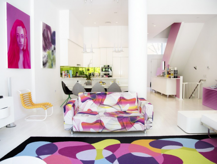 Karim Rashid See Inside the Polished Residential Projects That Left Our Editors Speechless  Karim Rashid: See Inside the Polished Residential Projects That Left Our Editors Speechless INSPIRATIONS Karim Rashid See Inside the Polished Residential Projects That Left Our Editors Speechless 740x560