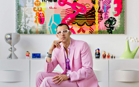 Steal The Look Of Karim Rashid's Stunning Product Design Collection karim rashid Steal The Look Of Karim Rashid's Stunning Product Design Collection INSPIRATIONS Steal The Look Of Karim Rashids Stunning Product Design Collection 480x300