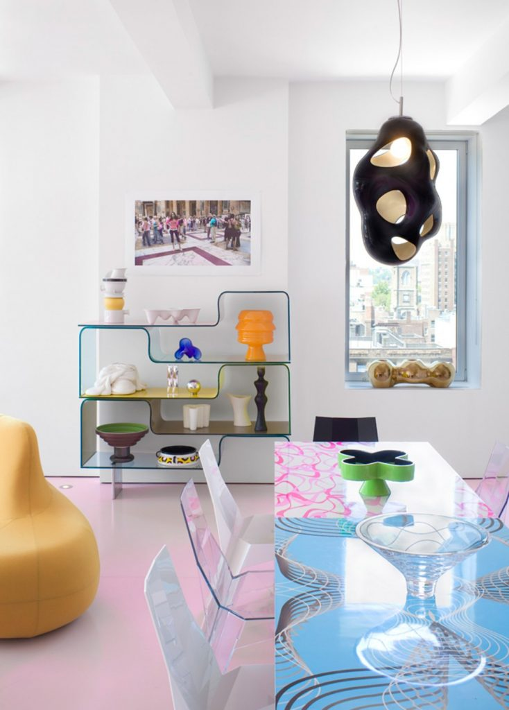 Karim Rashid: See Inside the Polished Residential Projects That Left Our Editors Speechless Karim Rashid See Inside the Polished Residential Projects That Left Our Editors Speechles 10