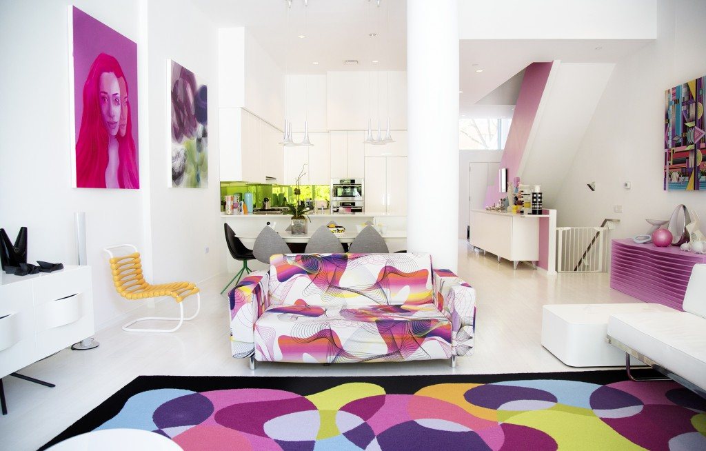 Karim Rashid: See Inside the Polished Residential Projects That Left Our Editors Speechless Karim Rashid See Inside the Polished Residential Projects That Left Our Editors Speechles 2