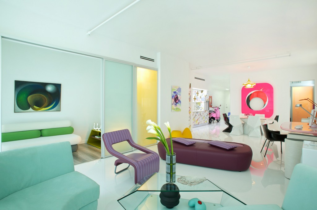 Karim Rashid: See Inside the Polished Residential Projects That Left Our Editors Speechless Karim Rashid See Inside the Polished Residential Projects That Left Our Editors Speechles 6