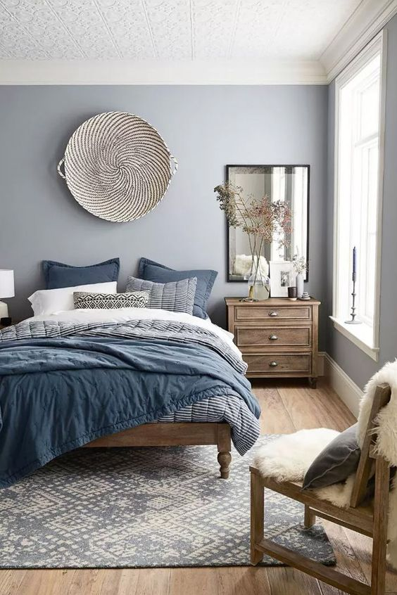 8 Dreamy Bedroom Paint Colors To Choose This Season_6 bedroom paint colors 8 Dreamy Bedroom Paint Colors To Choose This Season 8 Dreamy Bedroom Paint Colors To Choose This Season 6
